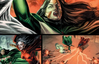 Injustice 2 получает Чародейку, суперзлодея и еще одного члена Отряда Самоубийц