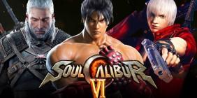 SoulCalibur 6 — Новое геймплейное видео покажет Taki