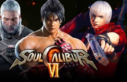SoulCalibur 6 - Новое геймплейное видео покажет Taki
