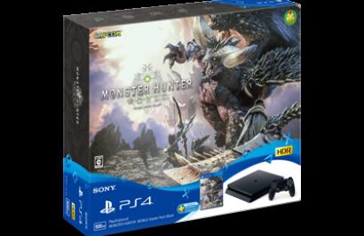 Анонсирован комплект Monster Hunter World для PS4 и специальный контроллер, правда только в Японии