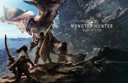 Следующий эксклюзив для Monster Hunter World PS4 - Квест Horizon: Zero Dawn в подробностях
