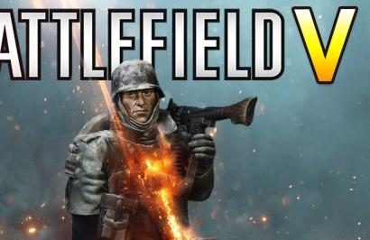 Вышел тизер Battlefield V