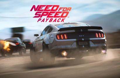 Need For Speed Payback - Чувствует себя хорошо при регулярном техобслуживании