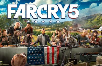 Трейлер Far Cry 5 призывает использовать больше собак в рекламных роликах
