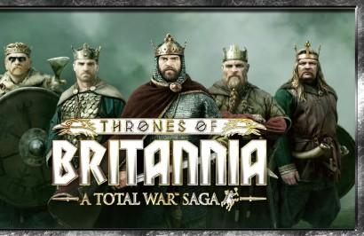 Total War Saga: Thrones of Britannia покажет 8 минутное видео битвы Гэльского короля