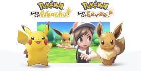 Pokémon Let's Go Pikachu/Let's Go Eevee