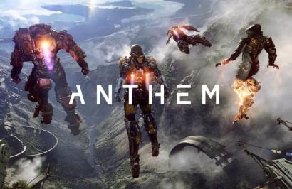 BioWare показывает, что Anthem это новое направление для студии