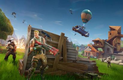 Fortnite: Battle Royale Новые скины на PS4, Xbox One, и PC