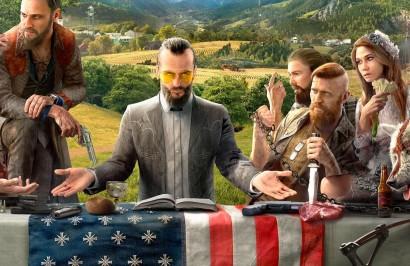 Far Cry 5: Твои помощники напрокат в действии