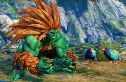 Дата релиза нового DLC для Street Fighter 5 подтверждена, приветствуем Blanka