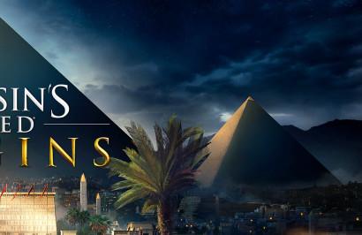 DLC для Assassin's Creed Origins где вы сражаетесь с гигантским скорпионом задерживается