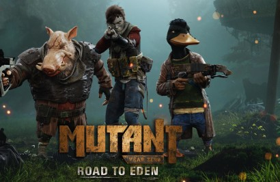 30 минут геймплея Mutant Year Zero: Road to Eden