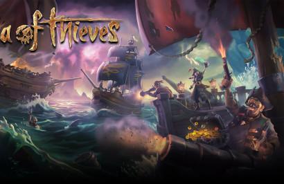 Sea Of Thieves демонстрирует битву с Кракеном в новом трейлере