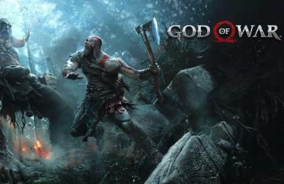 Первые 9 минут геймплея God Of War