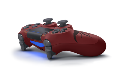 controller PS4 aside